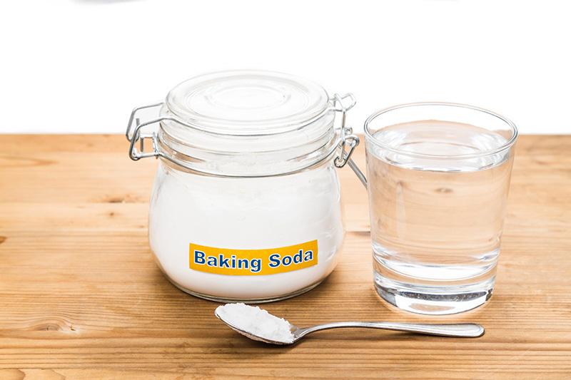 Hỗn hợp Bột Baking Soda cung cấp chất dinh dưỡng cho cây